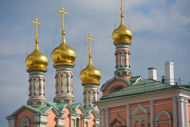 Reisen mit dem Bulli: ab nach Moskau!