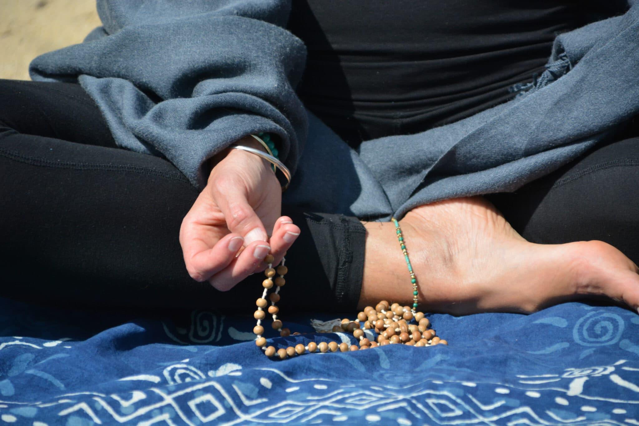 Die heilsame Kraft der Japa Meditation