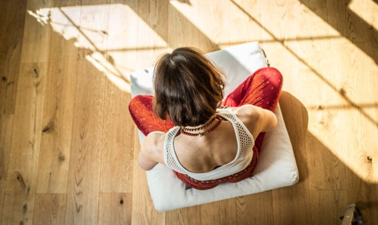 Das Yoga ABC: D wie Dhyana