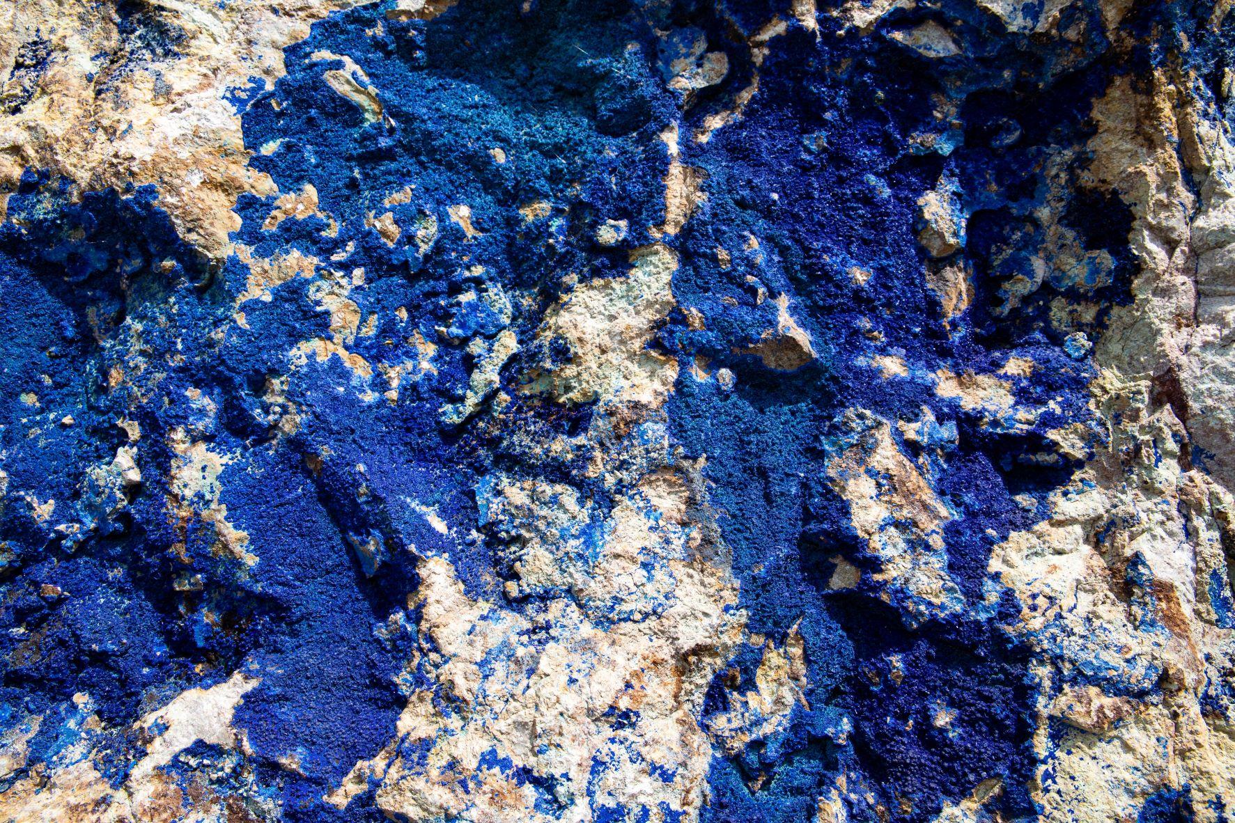 Lapislazuli – Stein des Monats September